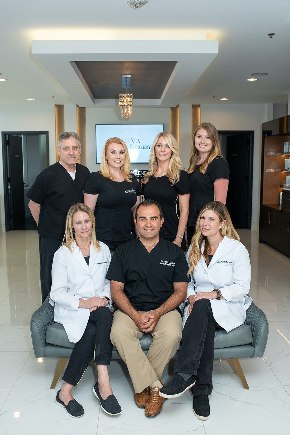 Experienced Aesthetic Nurse Injector at NOVA Plastic Surgery