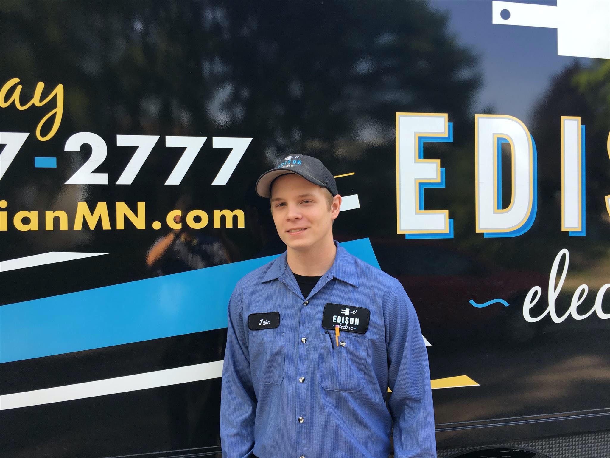 Apprentice Electrician at Edison Electric, Inc.