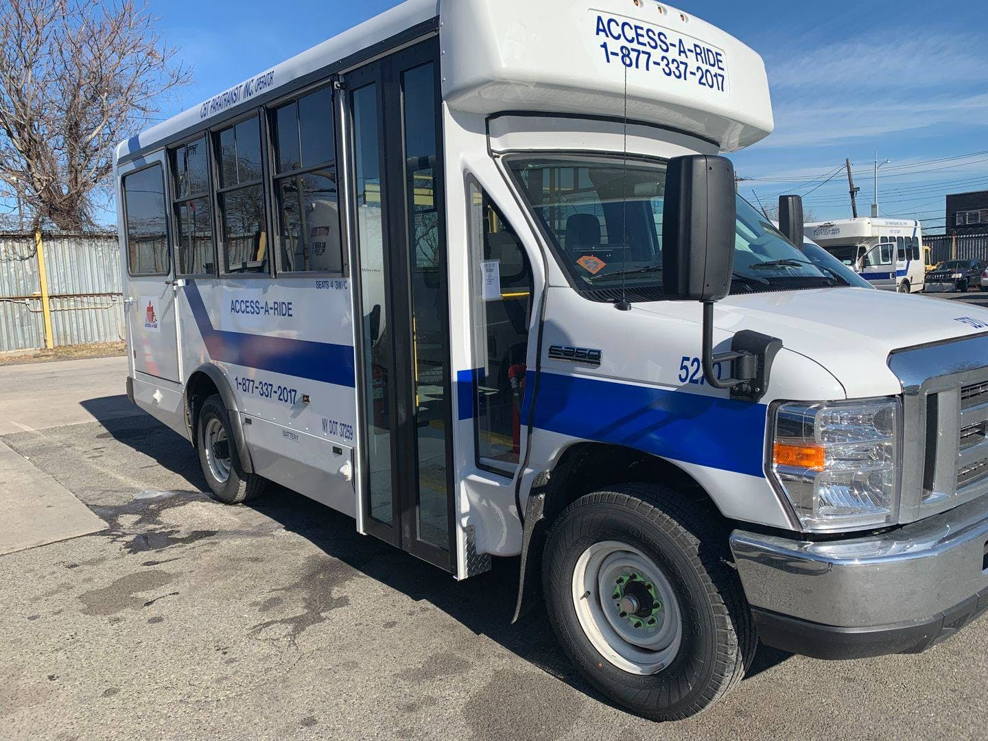 Openings At Consolidated Bus Transit