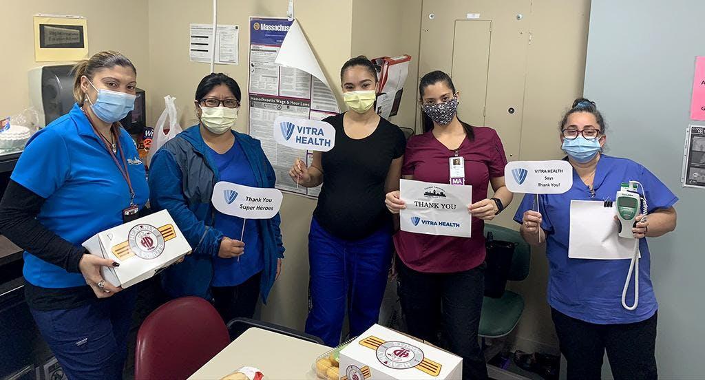 VNA Registered Nurse (RN) at Vitra Health